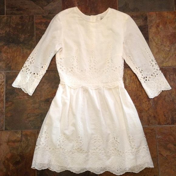 DV by Dolce Vita White Dress